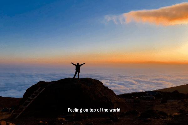 My Trip to Kilimanjaro