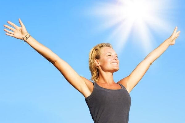 My top tips for becoming happier and healthier, today!