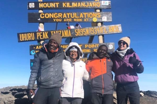 The mindset I used to climb Kilimanjaro
